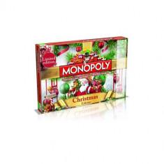 Joc Monopoly Christmas Edition Board Game