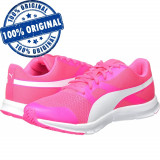 Adidasi dama Puma Flexracer - adidasi originali - running - alergare, 38.5, 40, Roz, Textil