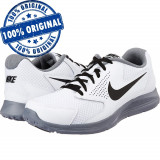 Pantofi sport Nike CP Trainer 2 pentru barbati - originali - alergare, 44.5, Alb, Textil