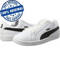 Pantofi sport Puma Smash pentru femei - adidasi originali - piele naturala