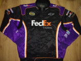 Geaca de curse moto auto sponsor Nascar Chevrolet FedEx etc mărimea XL