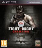 Fight Night Champion Ps3, Electronic Arts