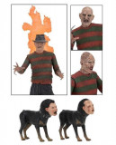 Figurina Ultimate Freddy Krueger Nightmare On Elm Street Part 2 Neca 7 Inch Action Figure
