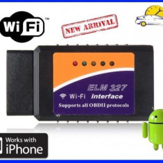 Interfata Diagnoza ELM 327 Bluetooth OBD2 V1.5 Interfata Diagnoza ELM iOS iPad
