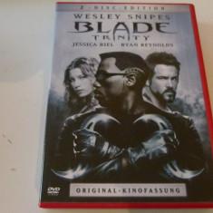 Blade - dvd, Engleza