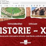 Liviu Lazar manual istorie clasa a 12-a PDF