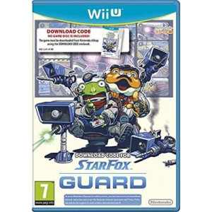 Star Fox Guard (Download Code) Nintendo Wii U
