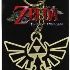 Breloc The Legend Of Zelda Twilight Princess Metal Triforce Symbol
