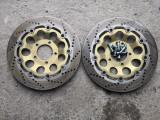Set discuri frana fata  originale  Suzuki GSF600 00-04 SV650 99-02 GSX-F 600 750