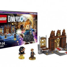 Set Figurine Lego Dimensions Story Pack Fantastic Beasts