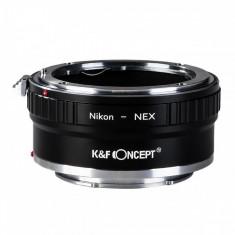 Kent Faith Nikon-NEX II adaptor montura Nikon AI la Sony E-Mount (NEX) KF06.309