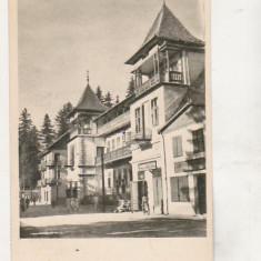 Bnk cp Tusnad - Sanatoriul balnear - circulata, Printata, Baile Tusnad