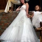 Rochie mireasa VINTAGE colectie 15 modele, Rochii de mireasa printesa