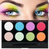 Fard de Pleoape 8 culori mate #01 Eyeshadow Meis - Crazy Colors, Fraulein38