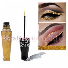 Eyeliner Colorat Rezistent la Transfer Gold Touch 8 ml - 07