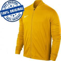 Bluza Nike Academy pentru barbati - bluza originala, S, XL, Cu fermoar, Poliester