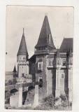 Bnk cp Hunedoara - Castelul Huniazilor - circulata, Printata