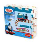 Covor de joaca Puzzle spuma Thomas si prietenii, Trefl