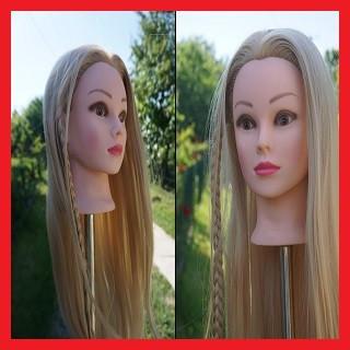 Cap Practica Coafor Manechin Frizerie Blond