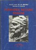 AMS - ISCRU G.D. - FORMAREA NATIUNII ROMANE (CU AUTOGRAF)