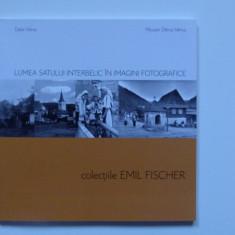 Istoria fotografiei- Satul interbelic in fotografiile lui Emil Fischer, Sibiu
