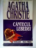 Agatha Christie - Cantecul lebedei