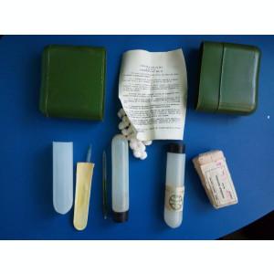 TRUSA ANTI CHIMICA MASCA DE GAZE