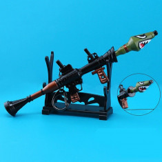 Rocket Laucher Fortnite Battle Royale pentru colectionari cu display