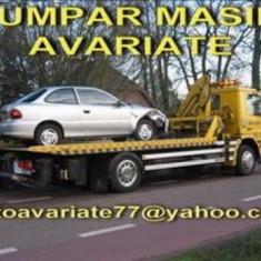 Cumpar Renault Megane avariat