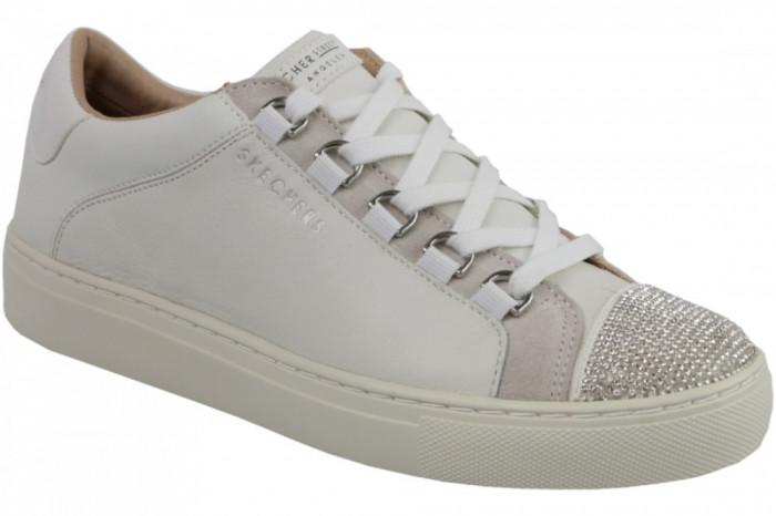 Pantofi sport Skechers Side Street 73531-WHT pentru Femei