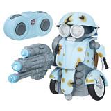 Jucarie baieti Transformers Autobot Sqweeks, 6-8 ani, Plastic, Unisex, Hasbro