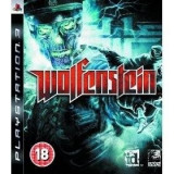 Wolfenstein -  PS3 [Second hand], Shooting, 16+, Single player