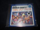 The Dave Brubeck Quartet - Time Out _ CD,album _ CBS (Europa , 1987 )