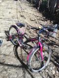 Pachet bicicleta și trotineta BTWIN, 17, 16, 7