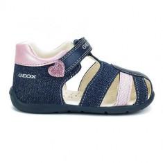 Sandale Copii Geox Kaytan B8251F09ZNFC4BE8, 23, Bleumarin