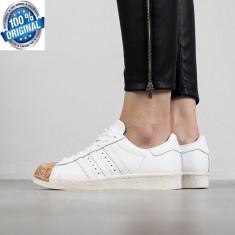 ADIDASI ORIGINALI 100% Adidas Superstar 80' Leather NR 36 2/3 ;39 foto