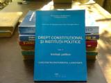 Drept constitutional si institutii politice - Gheorghe Iancu vol. II Institutii politice