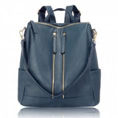 AG00523 - Navy Backpack Rucksack School Bag