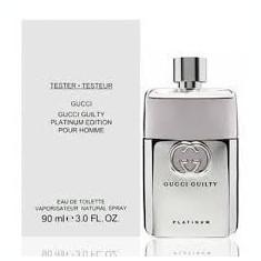 Parfum Tester  GUCCI GUILTY POUR HOMME 90 ml, Lemnos