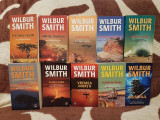 SAGA FAMILIEI COURTNEY-WILBUR SMITH (10 VOL)