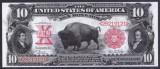 Bancnota Statele Unite ale Americii 10 Dolari 1901 - P185 ( replica )