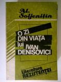 Alexandr Soljenitin – O zi din viata lui Ivan Denisovici