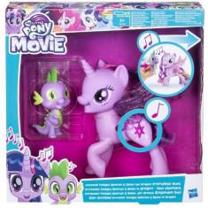 Cumpara ieftin Set My Little Pony Princess Twilight Sparkle si Dragonul Spike - VV25799