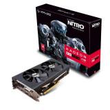 Placa video SAPPHIRE 11260-02-20G, NITRO+ Radeon™ RX 480 4G GDDR5, PCI- Express 3.0, 4096 MB, 2*HDMI, 1*DVI-D, 2*DisplayPort 1.4, 256-bit, bulk