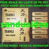 TIANLI-FORMULA ORIGINALA(capac auriu) - SE VINDE LA BUCATA - 25 LEI/BUC, Afrodisiace