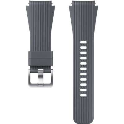 Bratara Silcon Pentru Galaxy Watch (46MM) Gri foto