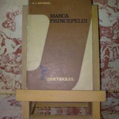 "A.I. Brumaru - Masca principelui / Masca princepelui ""A2046"""