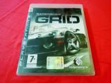 Joc Grid, original, PS3! Alte sute de jocuri!, Curse auto-moto, 3+, Single player, Codemasters