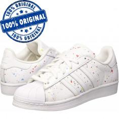 Adidasi barbat Adidas Originals Superstar - adidasi originali - piele naturala