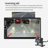 Cumpara ieftin Video player auto 7018B + Camera marsalier
